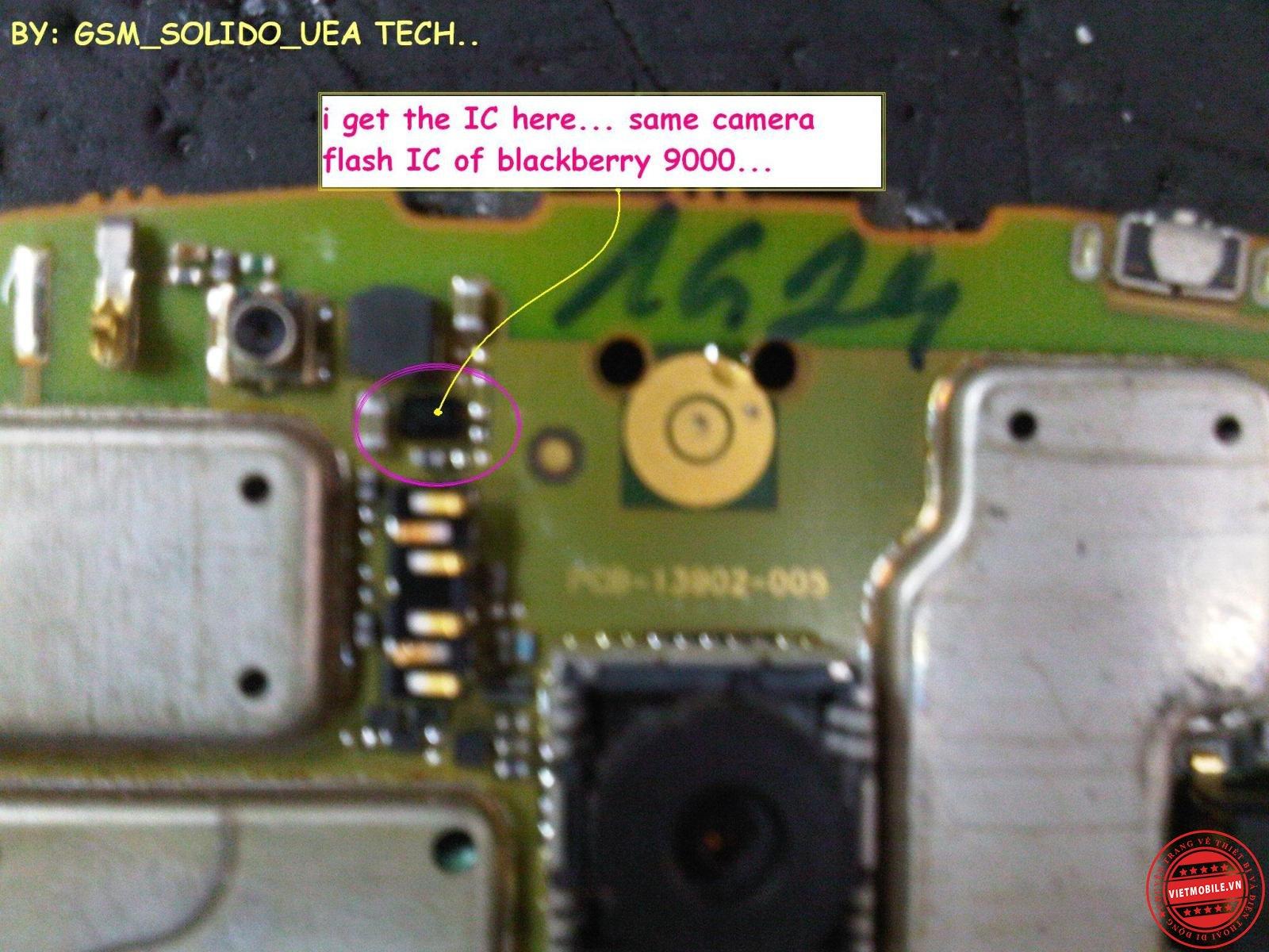 9700 camera flash light 2.