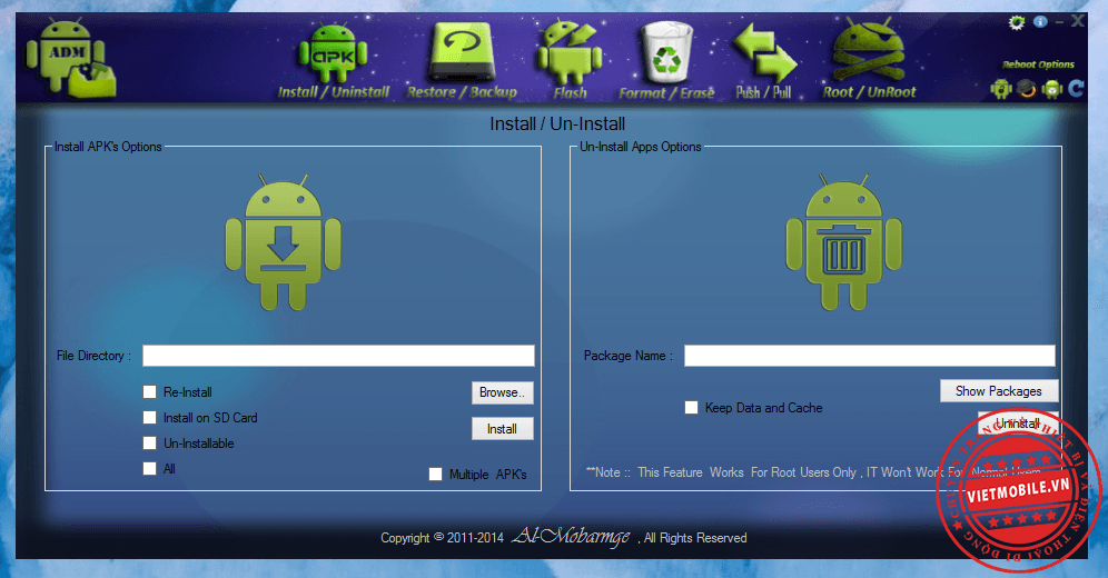 Android Device Manager (ADM) Tool_1.