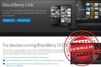 BlackBerry-Link.