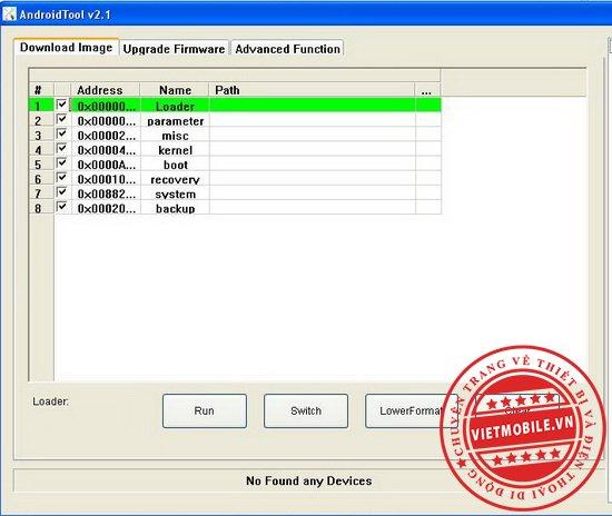 Download Rockchip AndroidTool v2.1.JPG