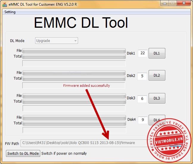 eMMC-DL-For-Customer-Firmware-Added.
