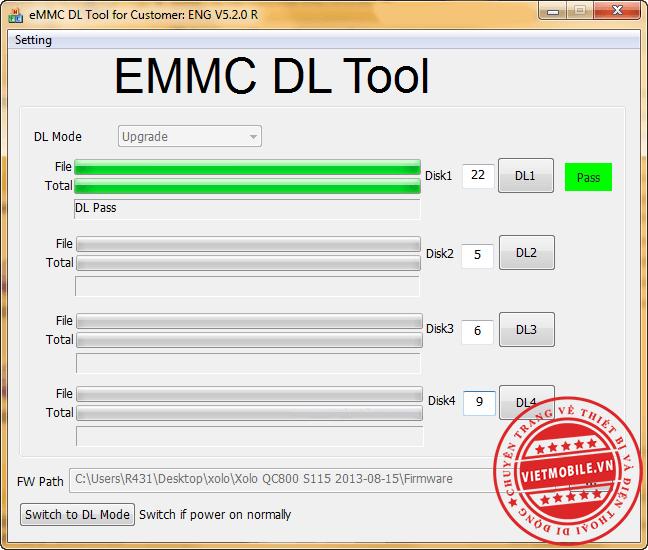 eMMC-DL-For-Customer-Flash-Success.
