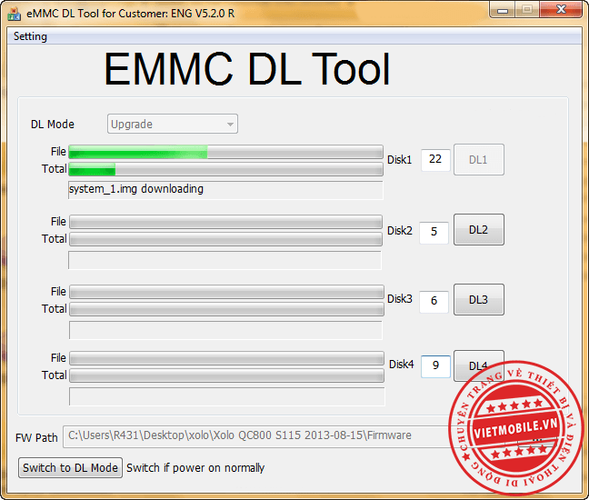 eMMC-DL-For-Customer-Flashing.