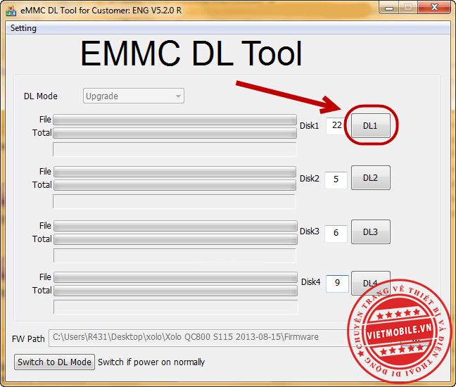 eMMC-DL-For-Customer-Start-Flash.