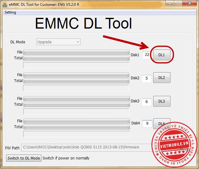 eMMC-DL-For-Customer-Start-Flash.