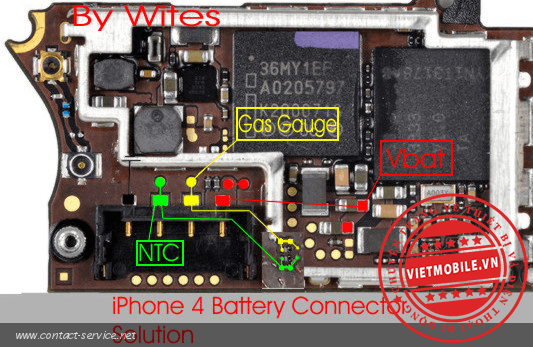 iPhone 4 Battery Ways..