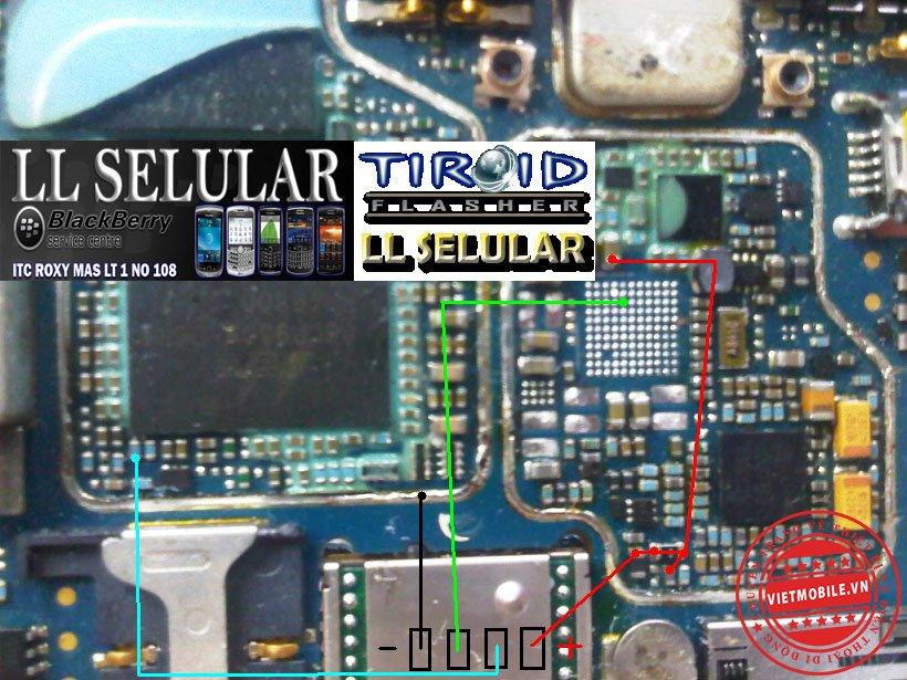 JALUR V BATT +, BSI DAN BTEMP BOLD 9000.