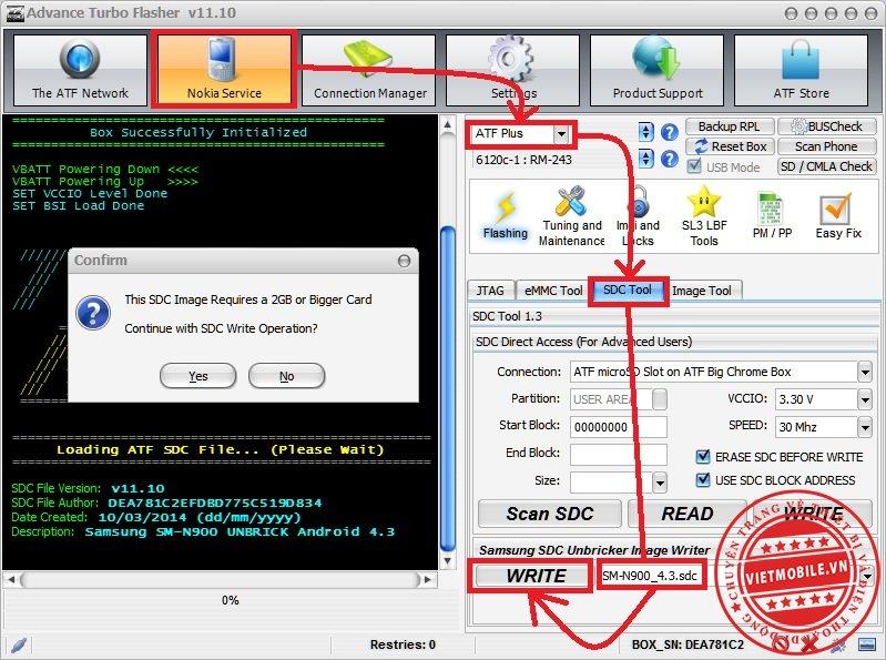 N900_SDC_WRITE.