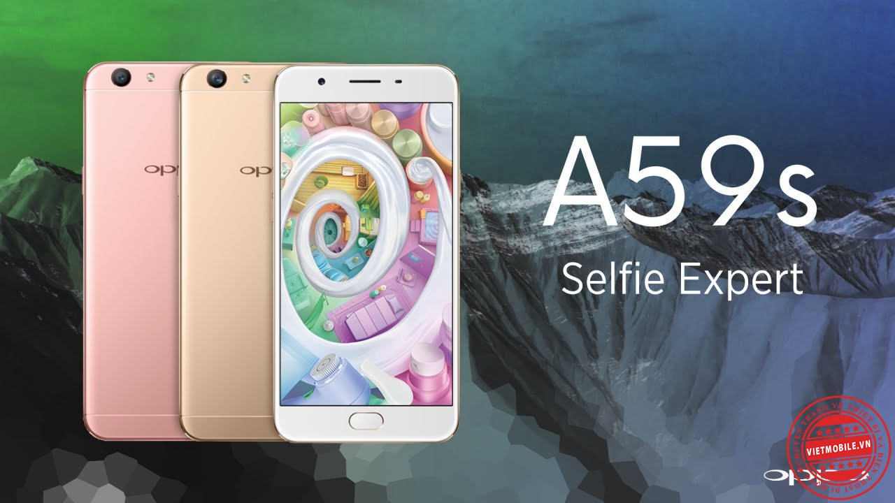 Oppo A59s.