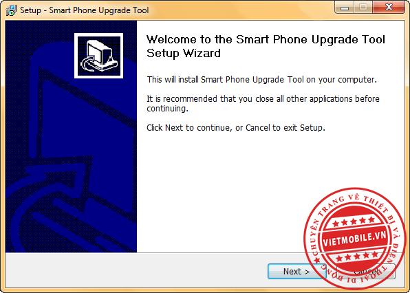 Smart-Phone-Upgrade-Tool-Install.